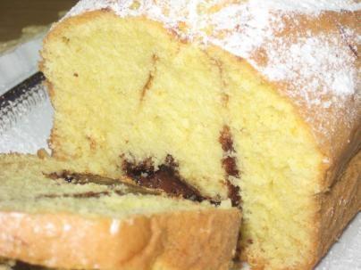 Plumcake morbidissimo alla nutella