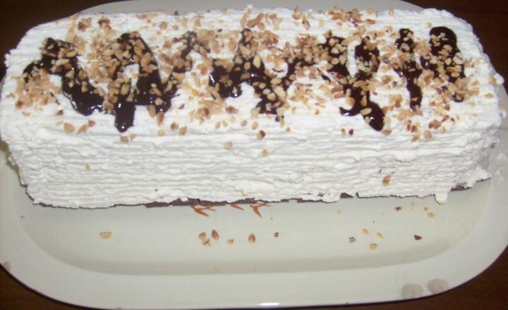 Viennetta al cioccolato