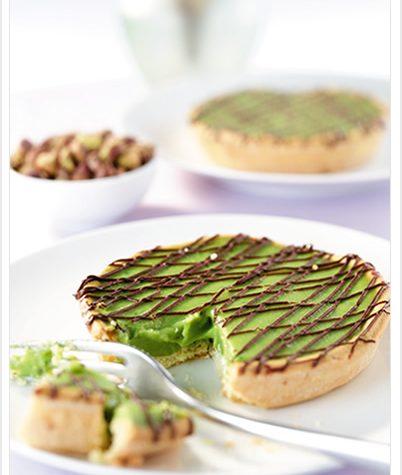 Deliziosa al pistacchio
