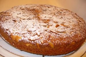 Torta di Mandorle