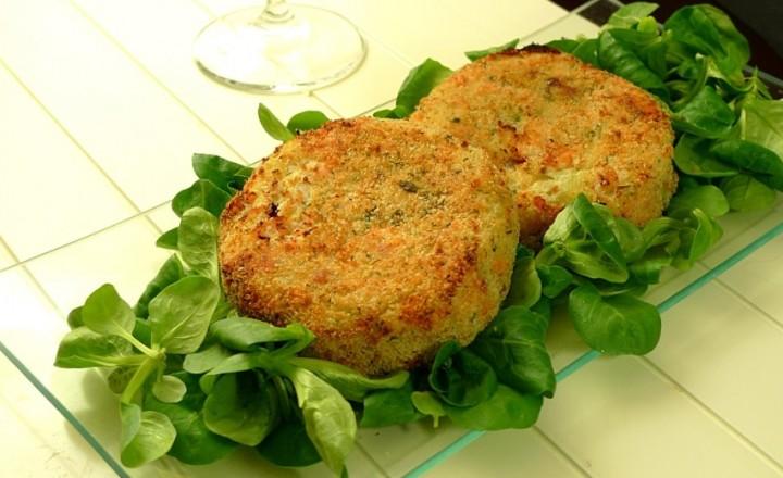 Hamburger di pesce