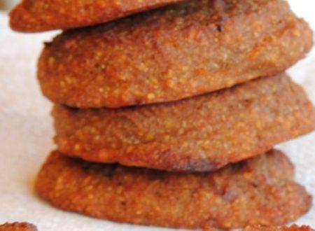 Biscotti di quinoa e banane