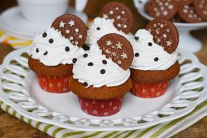 Cupcakes delle stelle