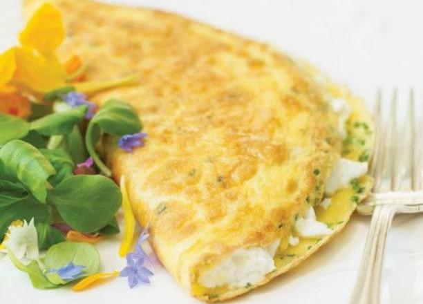 Omelette elegante