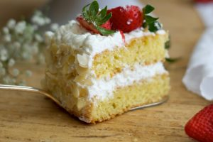 Torta chantilly