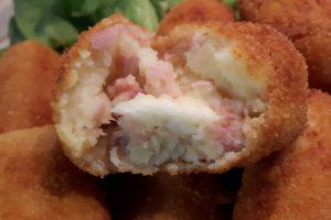 VideoRicetta: Crocchette di patate saporite